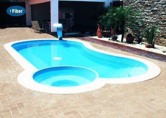 Piscina de fibra usada piscina de fibra o bom permite for Piscinas de fibras