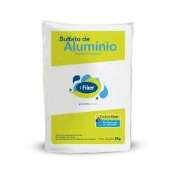 SULFATO DE ALUMINIO FIBER 2KG