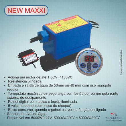AQUECEDOR NEW MAX 8000/220V