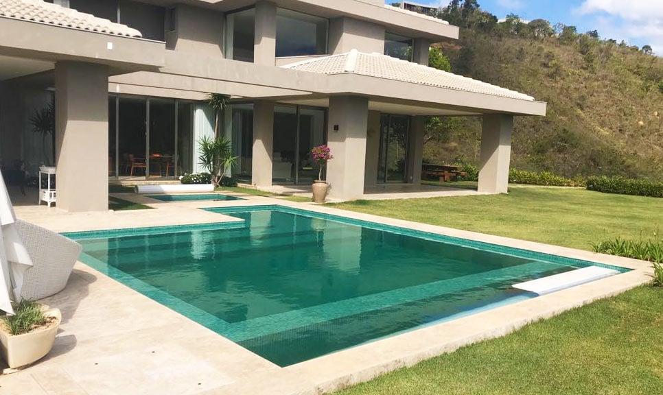 Piscina de concreto fiber - Cemento para piscinas ...