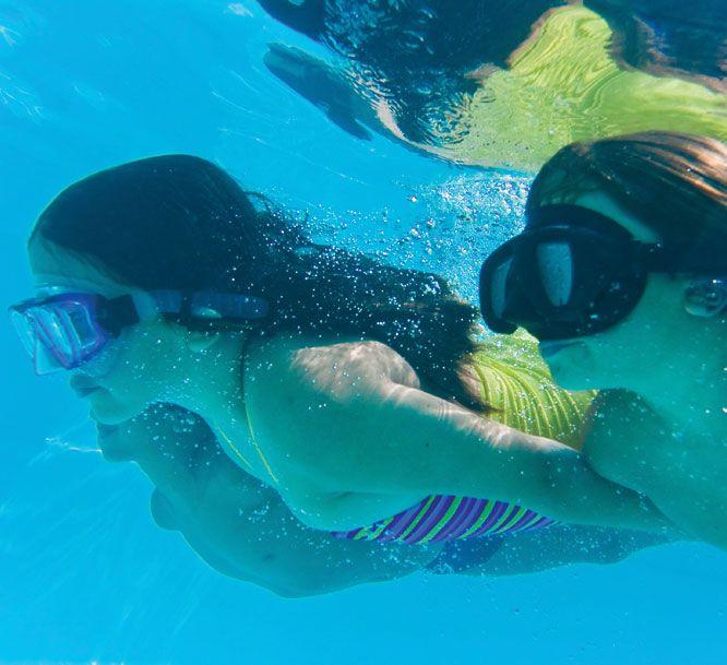 Comparativo de piscinas