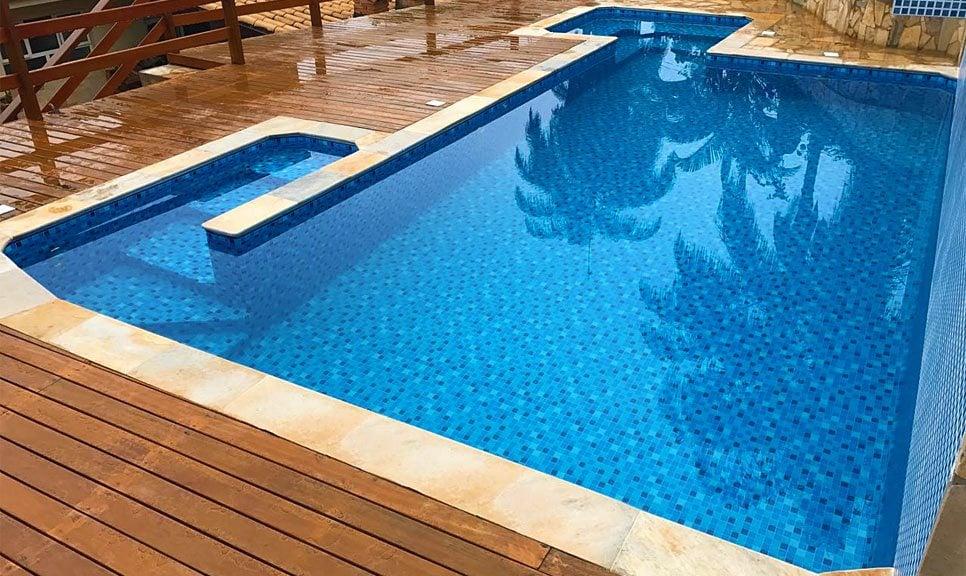 Piscina de vinil fiber for Hipoclorito de sodio para piscinas